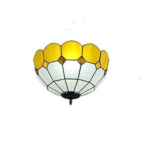 tiffanylamp 欧式吸顶灯