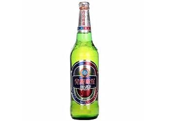 商品青岛啤酒冰醇瓶装600ml