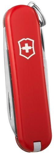 Victorinox  维氏军刀 瑞士多成果军刀 典范系列 0.6223 赤色(58毫米 7种功能)