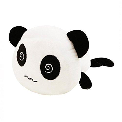熊猫公仔抱枕大号布娃娃可爱趴趴熊毛绒玩具熊 mx7209-0073 晕乎乎