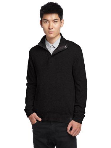 Esprit 埃斯普利特 男士 时尚简约高领毛线衫 KD0316
