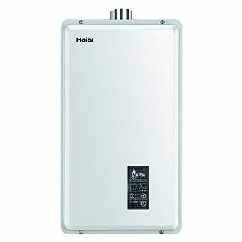 haier海尔燃气热水器jsq20-tfsa(12t) 恒温数码显示(天然气)10升