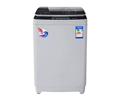Haipu海普 XQB80-8099H/洗衣机/全自动/波轮/8.0kg (黑色)-图片