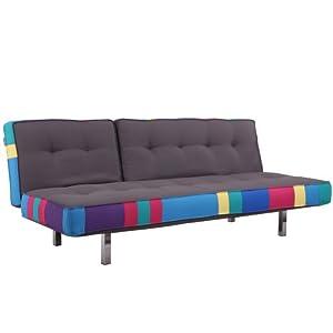 蜜巢 双人位沙发床 小户型沙发 三人位沙发 多功能沙发床 M2501002 七彩虹Aversa怎么样,好不好