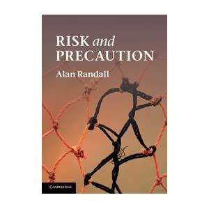 《Risk and Precaution》 Alan Randall【摘要 书