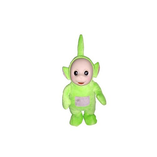 天线宝宝 音乐漫步 会走路会唱歌 绿色迪西