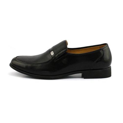 Playboy 花花公子 男鞋 男士商务正装牛皮真皮春秋季皮鞋