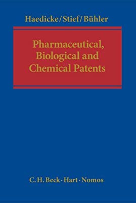 Pharmaceutical, Biological and Chemical Patents: a Handbook.pdf