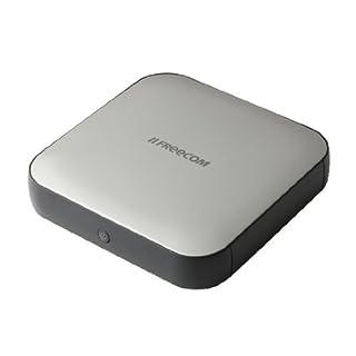 Freecom 富德克 Sq  大飞碟 3.5寸 3TB USB3.0 方型移动硬盘