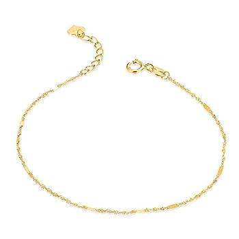 珂兰钻石 KLSW026855 18K金 女款手链 0.6g
