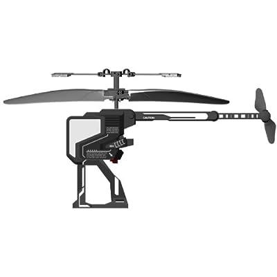silverlit 银辉 遥控直升飞机变形小蜻蜓 首款可折叠的遥控直升机陀螺