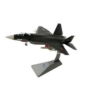 澳奇 歼31战斗机模型 合金 1:60 歼31飞机模型 j31 军事礼品 收藏精品