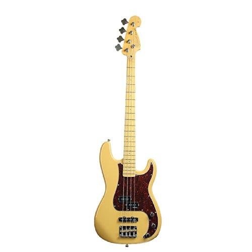 佰斯敦电贝司/牛油黄电贝司/低音电吉他/送调音器,吉他包,背带及拨片