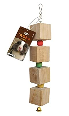 newage 小动物专用方块磨牙木串