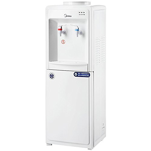 Midea美的饮水机MYD718S-X(电子制冷、冷热饮水机、食品级材料、一体化无内溢水结构、多重防干烧设计)