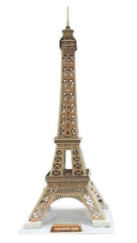 卡乐宝diy立体拼图—法国埃菲尔铁塔2801a