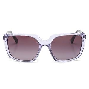 EMPORIO ARMANI阿玛尼  EA4026 50718H透明紫时尚太阳镜¥1198