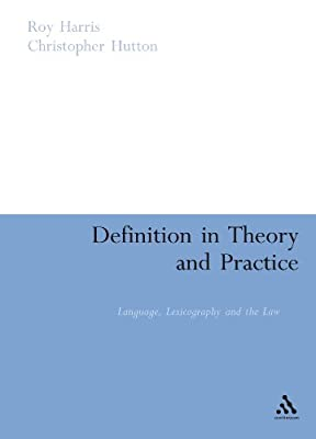 Definition in Theory and Practice: Language, Lexicography and the Law.pdf