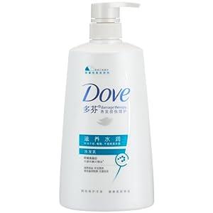 DOVE 多芬 滋养水润洗发乳 700ml 45元(下单5折 即22.5元包邮)