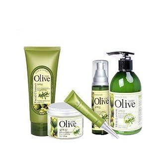 [CO.E韩伊] Olive橄榄[深层润肤]套装 春夏护肤 正品包邮 WYF