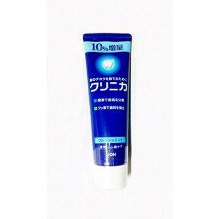 新包装酵素除垢美白牙膏 清新薄荷香 加赠10