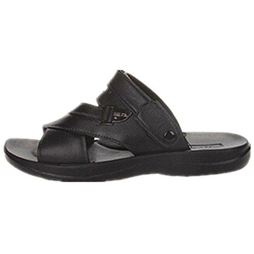 回力 两用款露趾拖鞋 潮流男士沙滩鞋 经典百搭超轻透气凉鞋 A021-7