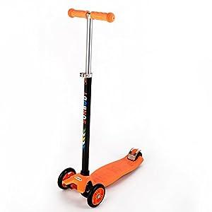新型儿童三轮滑板车