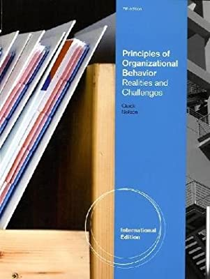 Principles of Organizational Behavior: Realities & Challenges.pdf