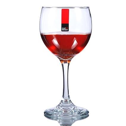 Royal Leerdam 皇家利丹 3784 流行葡萄酒杯 6只装 59元