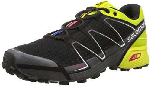 Salomon 萨洛蒙 男 越野跑鞋 SPEEDCROSS VARIO