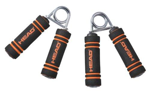 HEAD 欧洲海德 专业握力器 NT902A 2PCS 手部力量训练 健身器材 世界顶级运动品牌-图片