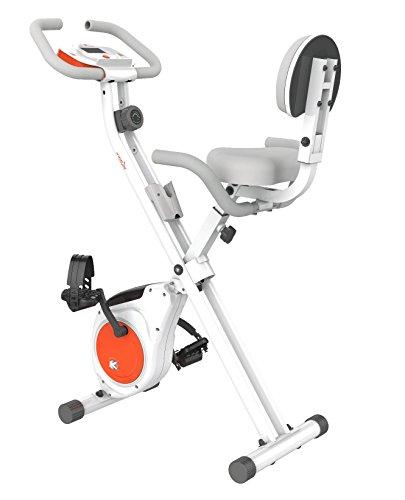 【金秋特惠】5AFIT我爱健身 健身车 XBIKE 折叠家用超静音磁控健身车 室内动感单车 运动自行车【最新韩剧《命中注定我爱你》有这款健身车哦】-图片