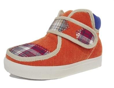 休闲时尚花布童鞋