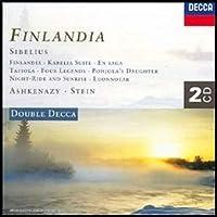 进口CD:西贝柳斯-交响诗芬兰颂