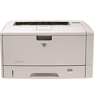 hp惠普 laserjet 5200l黑白激光打印机