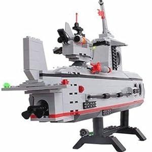 启蒙乐高式工程拼装积木玩具
