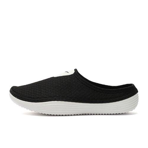 Nike 耐克 2013新款男子运动休闲懒人凉拖鞋 555346-001 黑