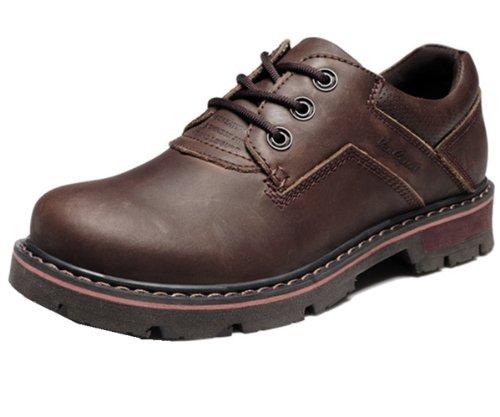 Xiyucamel 西域骆驼 日常休闲 工装靴 大头鞋 硬朗修型 工装风尚 都市硬汉 男皮鞋