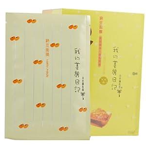 我的美丽日记纳豆面膜10片¥58,叠加199-60,599-200