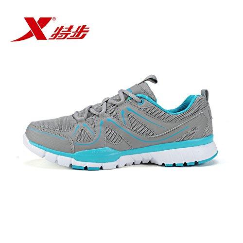 XTEP 特步 男鞋运动时尚休闲防滑轻便跑步鞋