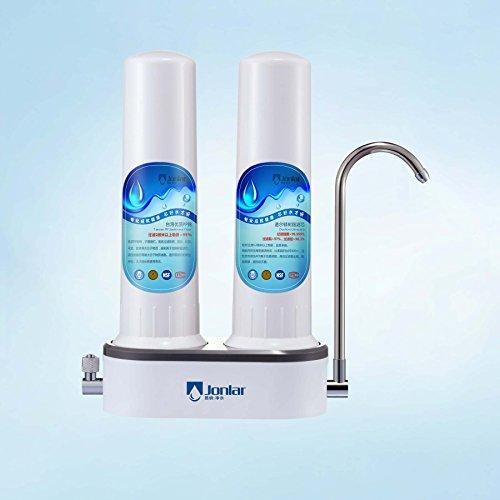 道尔顿 Doulton  UCC滤芯前置台湾PP  台上双管 免清洗  家用直饮 净水器 扬纳-图片