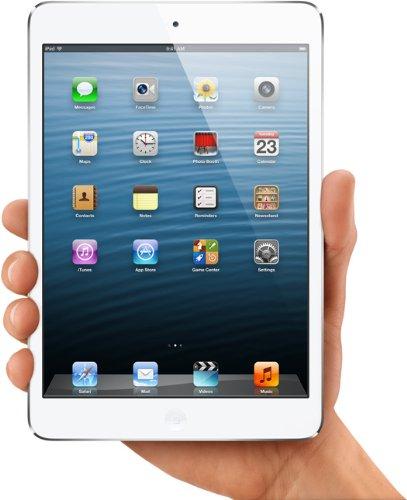 苹果原厂 iPad mini 16g wifi 银白色 港行原封