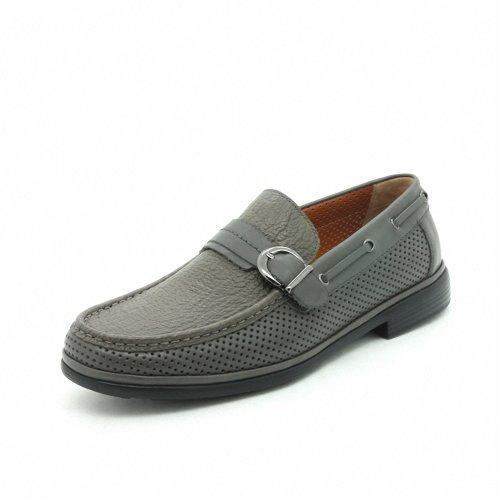 TIMOTHY&CO 迪迈奇 优质牛皮 镂空 透气舒适系带男式商务休闲皮鞋TCM01303-2B