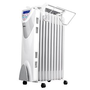 SMAL 西摩10片LCD电热油汀取暖器HZ-133-10CCC ¥299