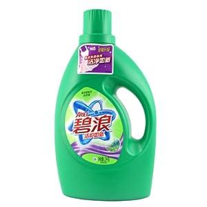 苏宁0元购:碧浪洁护如新洗衣液2+1kg装¥37,