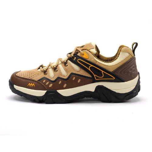 GERTOP 户外鞋 防滑耐磨减震徒步鞋男 旅游登山鞋男鞋