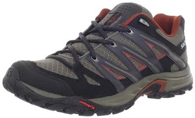 Salomon 萨洛蒙 徒步系列 男 徒步鞋SHOES ESKAPE AERO SWAMP/ASPHALT/DEEP RED 327289