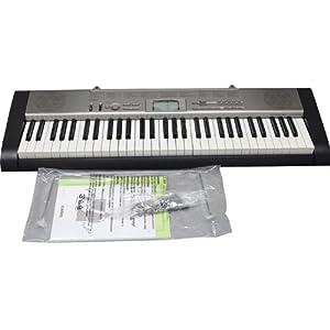 61键电子琴是卡西欧公司新研制出的一款多功能电子,采用原装进口电路