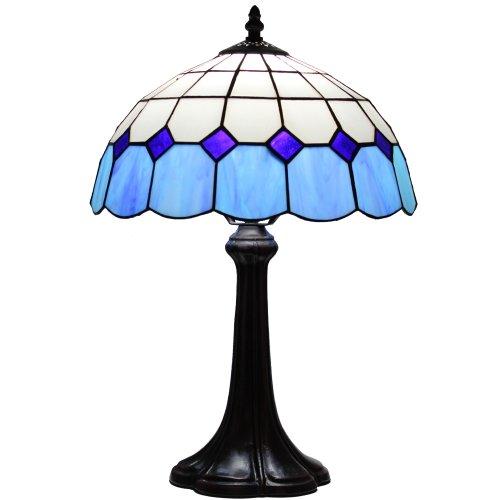 宜轩bt30厘米地中海欧式灯具台灯床头灯d120032t