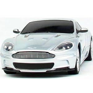 模型玩具 星辉 仿真遥控车模 24阿斯顿马丁2010dbs 高清图片